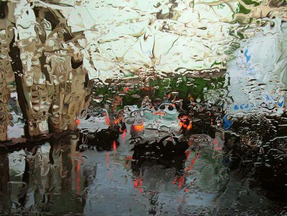 Hyperreal Paintings - Visboo  #art #love #cool