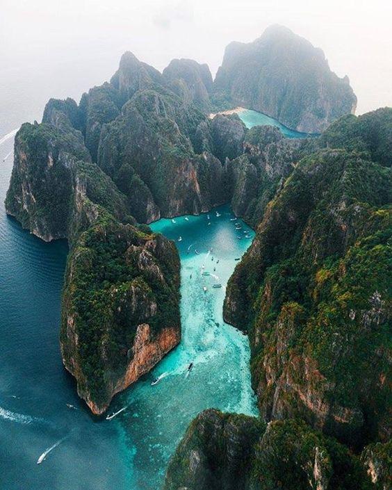 Доброе утро ) Пхи Пхи, Таиланд