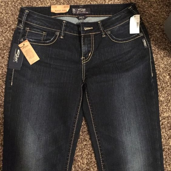 Silver Jeans NWT | D Tags and Silver