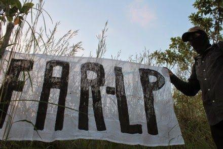 FAR-LP considerará objetivos militares a empresas petroleras extranjeras que se instalen en el país