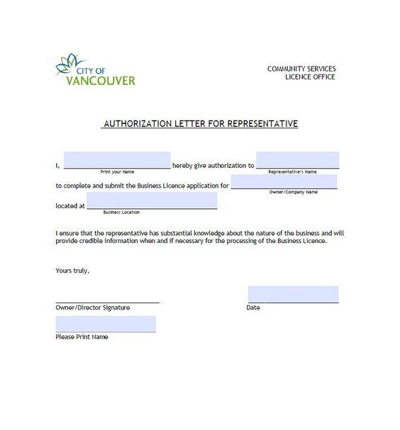 legal representation authorization letter sample change billing - example of authorization letter