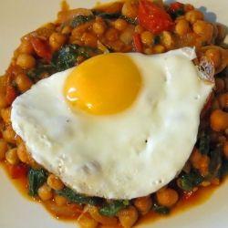 Eggs Casablanca