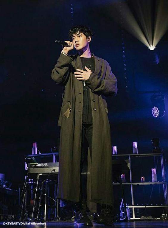 The Singer: Kim Hyun Joong: (SHUSUOKA-7WED)* & GIVING MORE, MORE & MORE..