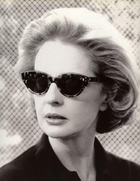 Carolina Herrera. Photo: Antoni Bernad, 1992.