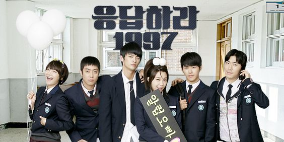 Reply 1997: This drama will focus on the extreme fan culture that emerged in the 1990s when idol groups took center stage and K-Pop was blossoming. It tells the story of 6 former high school friends from a school in Busan who meet again in 2012 and brings back memories to 1997 when they were still high school students. Moving back and forth between the '90s and today, the story centers on the life of Sung Shi Won, who idolizes boyband H.O.T., and her 5 high school friends.: