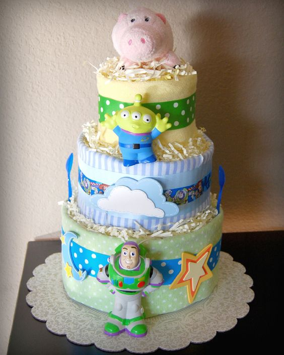 disney toys toy story baby boy babies showers toys cake baby cakes boy