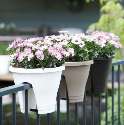 Jardiniere Balcon Garde Corps Metallique Jardiniere Balcon Pot