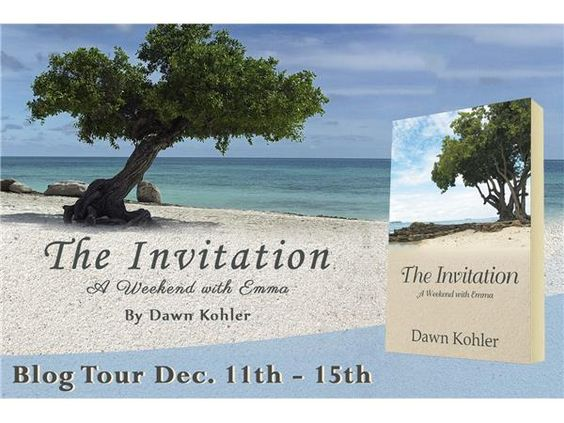 """Tomorrow onn Chatting With Sherri we will chat about """"The Invitation: A Weekend with Emma by Dawn Kohler"""" 10:30 AMPST http://www.blogtalkradio.com/rithebard/2014/12/09/chatting-with-sherri#.VIXlASY2yXs.twitter"""