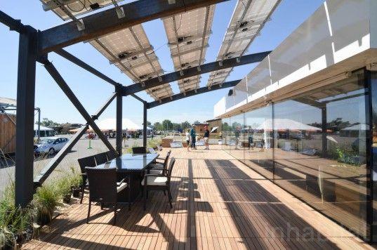 Solar Decathlon, Solar Decathlon 2015, STILE, West Virginia University…
