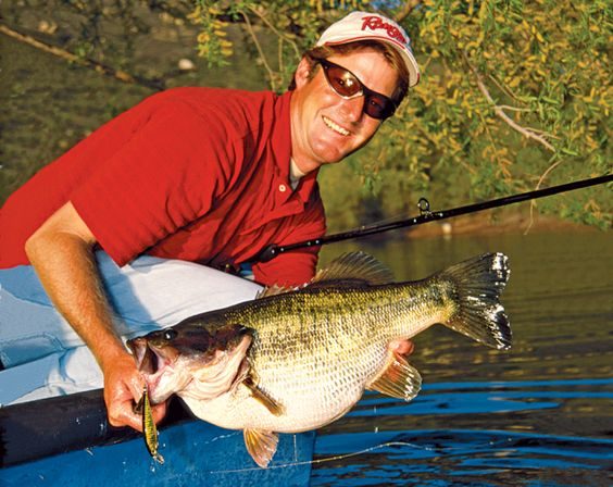 Fishing tips 3 tactics for catching giant springtime bass for Bank fishing near me