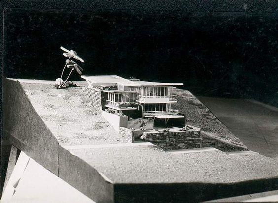 Maurer House.Lima, 1958