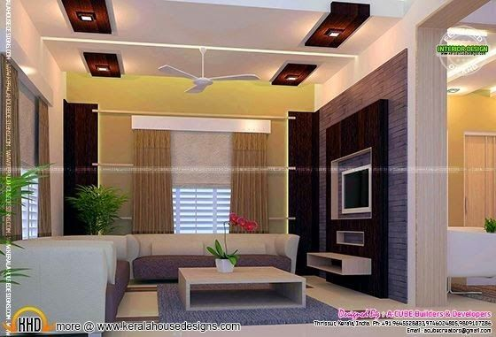Living Room Kerala Interior Design Ideas In 2020 With Images
