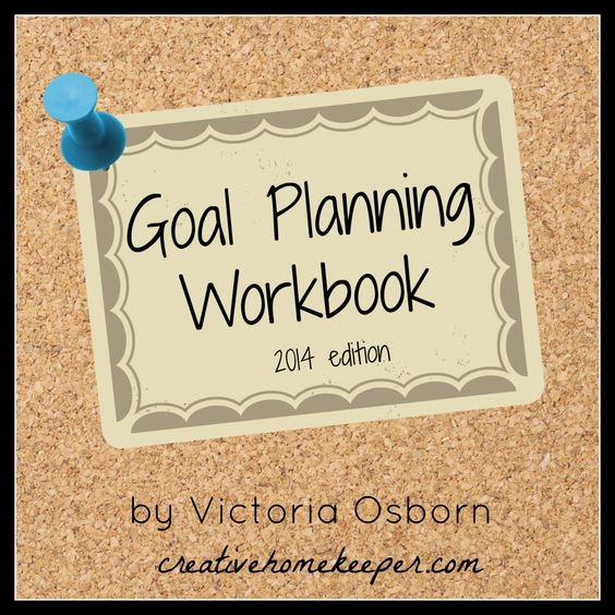 FREE goal planning workbook to help you create goals and identify your priorities. The perfect resource to help you start to plan out the New Year. Includes printable worksheets too!!!
