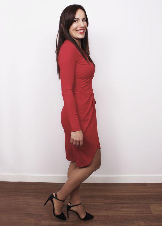 Vestido Tulipán
