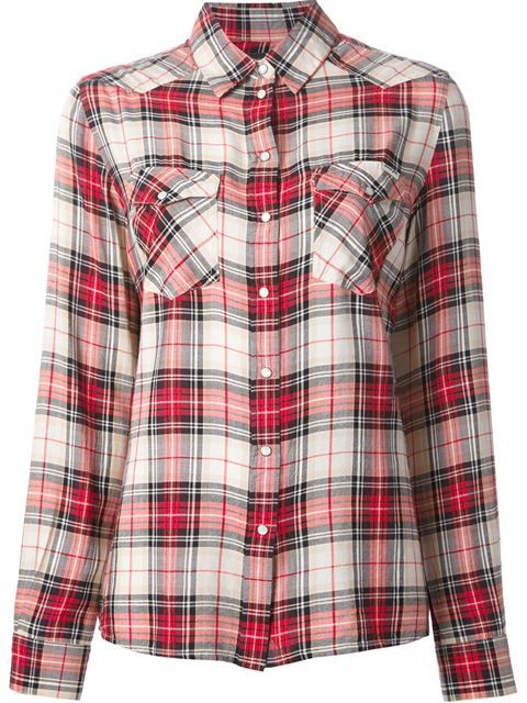 Shop Diesel checked shirt in Vitkac from the world's best independent boutiques at farfetch.com. Over 1000 designers from 60 boutiques in one website.