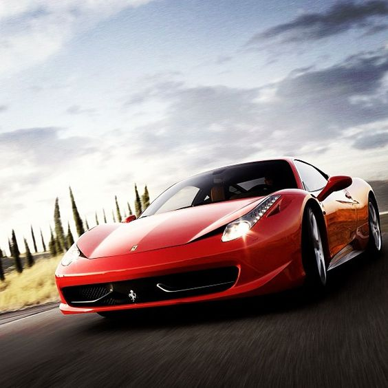 Bello! Ferrari 458 Italia