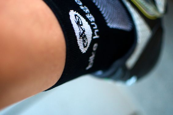 Liked these socks so much, we had them made with our logo. They're in black to always look good, even in the dirt and from on your commute or race.    http://www.amazon.com/gp/product/B007BXH868/?tag=texturadesign-20