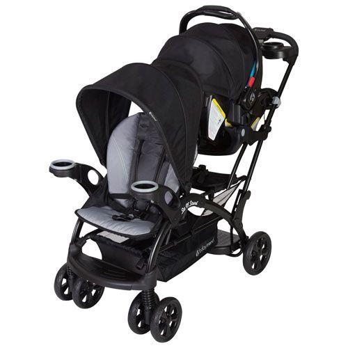 16++ Infant and toddler stroller canada information