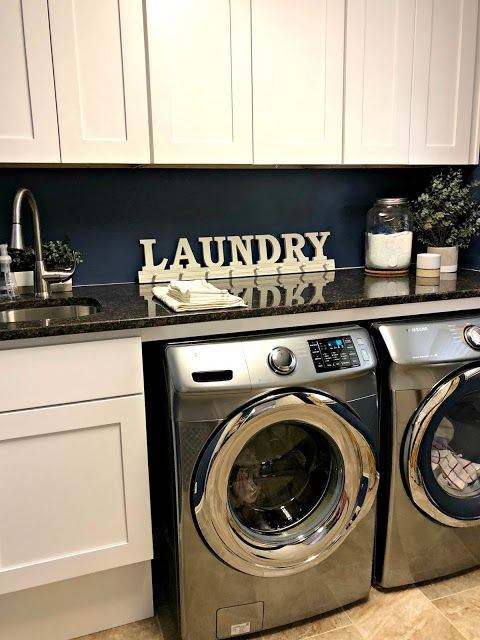 Everyday Thoughts Laundry Room Inspiration In 2019