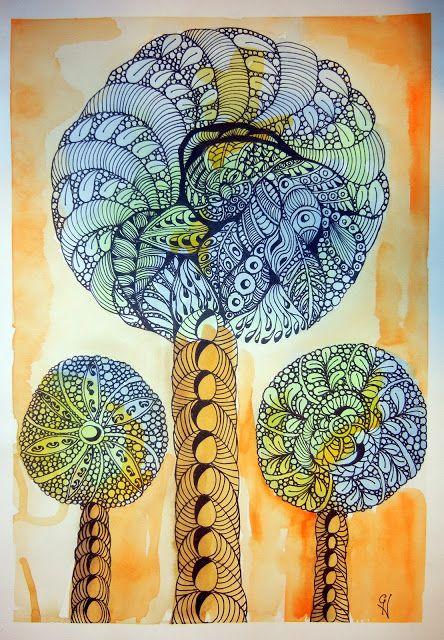 L' albero dei sassi