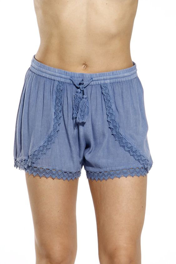 Unique Woman Shorts
