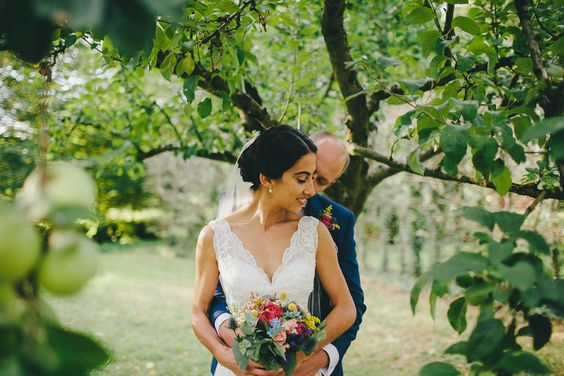 couple and flowers with @avrilmaifleurs, south west France