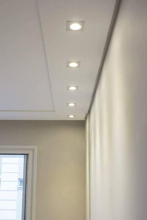 3w Led Square Recessed Light Fixture Recessed Downlight Recessed