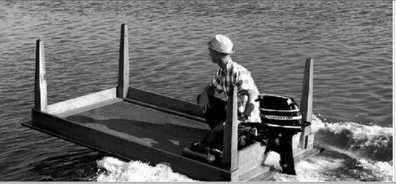 Tablespeedboat