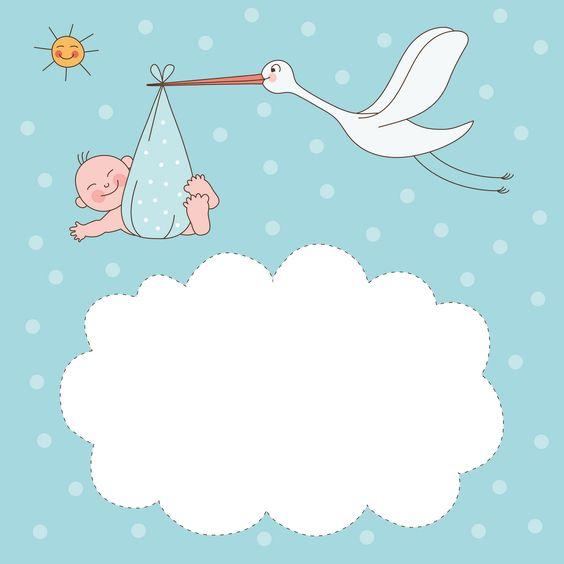 imagenes para baby shower png invitaciones digitales marcos