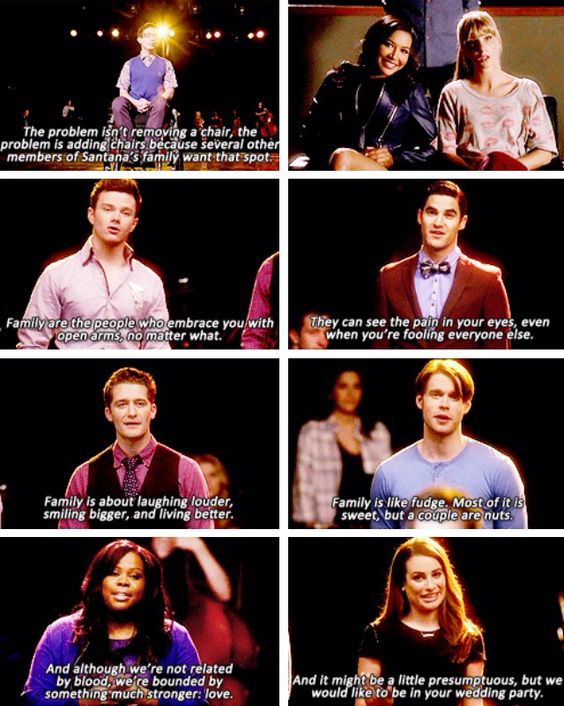 """Glee """"What The World Needs Now"""""""