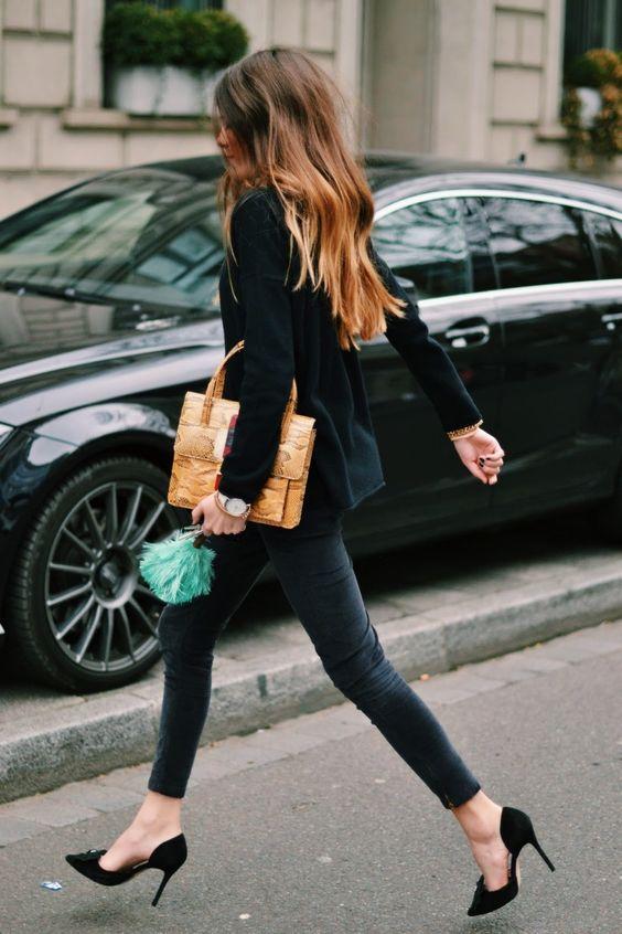Street Style…#blackisback #love