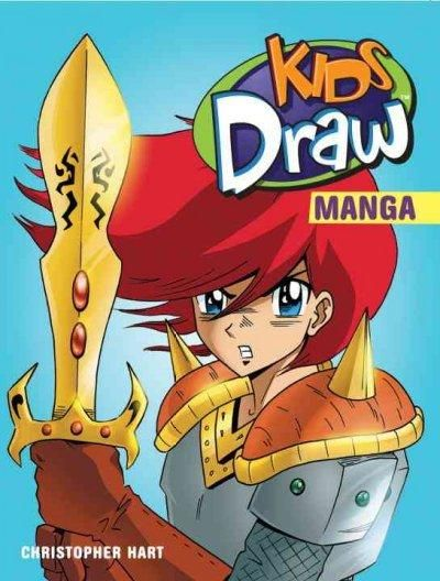 The characters from manga-or Japanese comics-have begun to dominate the world of kids' cartoons and comics. Now kids can learn to draw their own manga-style characters with Kids Draw Manga , the newes