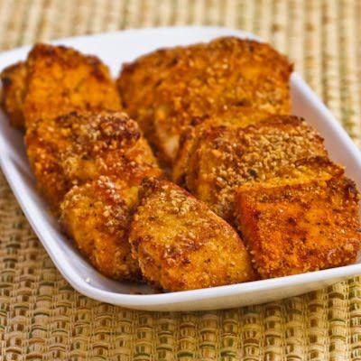 how to make chicken nuggets with ground chicken