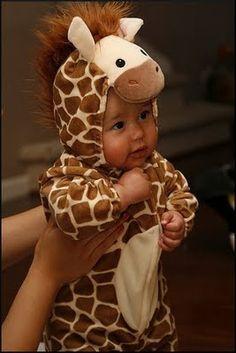 déguisement bébé girafe - Recherche Google