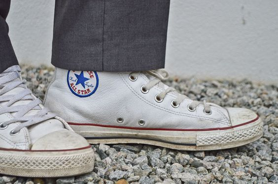 #Converse All Stars and MOD suit