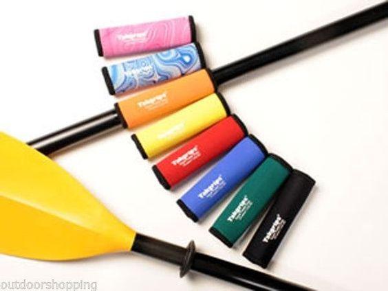 YAKGRIP PINK SWIRL KAYAKING PADDLE GRIPS - More Efficient Comfort Paddling