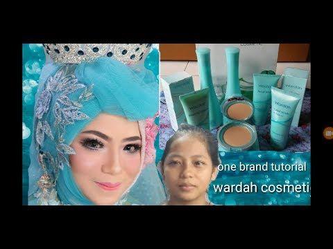 Cara Make Video Cara Make Up Pengantin Pemula Step By Step Wardah One Brand Tutorial Make Up Pengantin Wardah Nature Daily Buat P Make Up Pengantin Serum