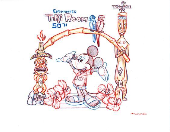 http://parksandresorts.wdpromedia.com/media/disneyparks/blog/wp-content/uploads/2013/05/etr222900LARGE.jpg: Disney Living, Enchanted Download, Mickey Mouse, California Adventure, Disneyland Disney, Tiki Room, Disney California