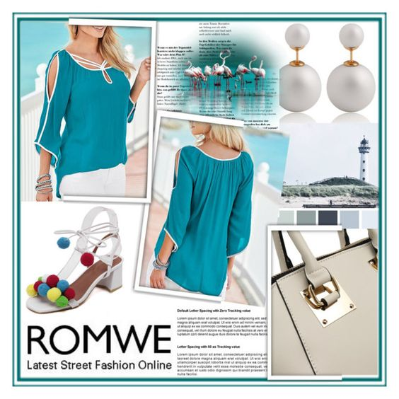 """ROMWE"" by damira-dlxv ❤ liked on Polyvore"