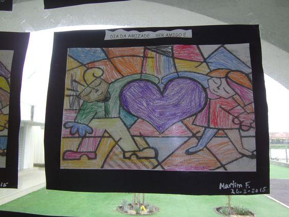 Educação pela Arte - Romero de Britto