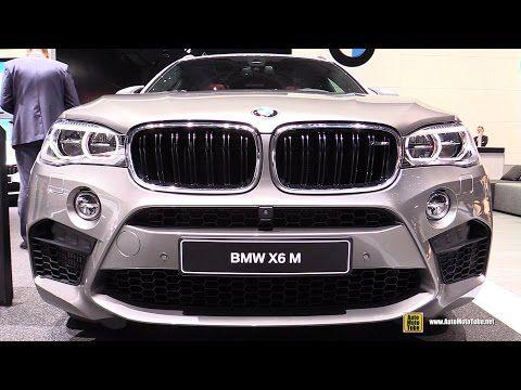 2016 Bmw X6m Exterior And Interior Walkaround 2016 Geneva Motor Show Youtube Carros