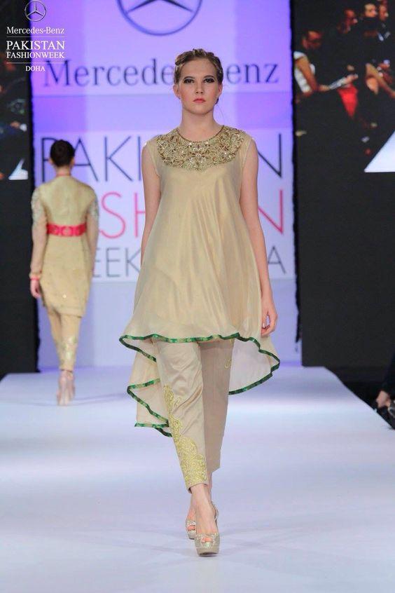Ishtiaq Afzal Khan's #collection #Rubinay  spring/ summer 2015