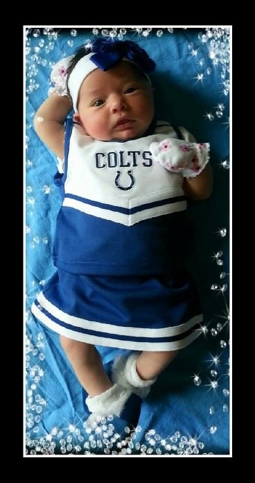 Colts Baby Football Pinterest Search Babies And The