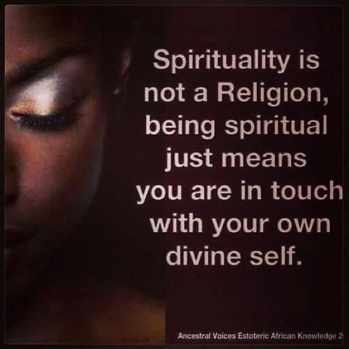 Spiritual: