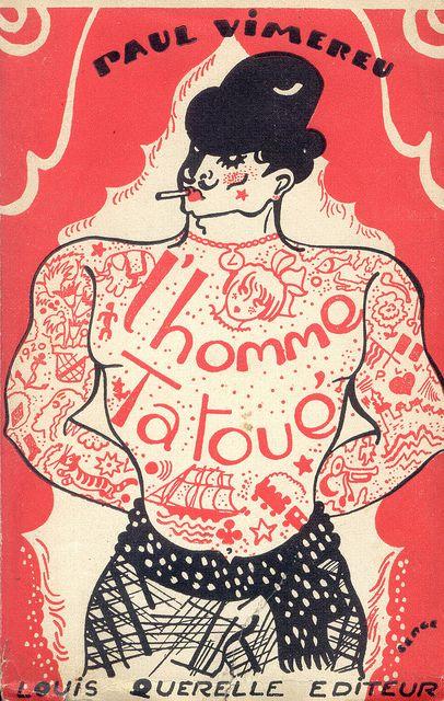 """""""l'homme tatoué"""" (1930)"""