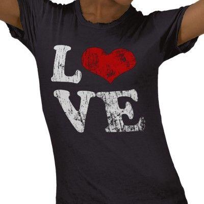Vintage Love T-Shirt