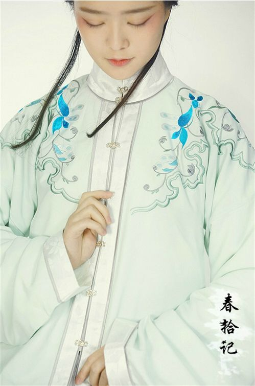 http://www.weibo.com/lxphoto Hanfu(traditional han chinese clothing) photography. 临溪摄影