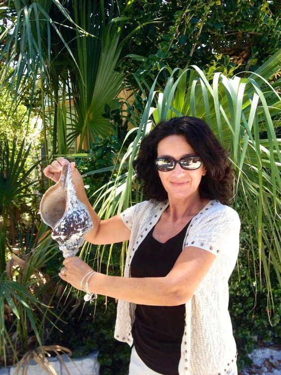 Cayo Costa conch