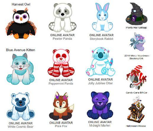 Webkinz Bundle 9 Pet Codes 4 Item Codes Codes Only Webkinz Webkinz Pets Virtual Pet