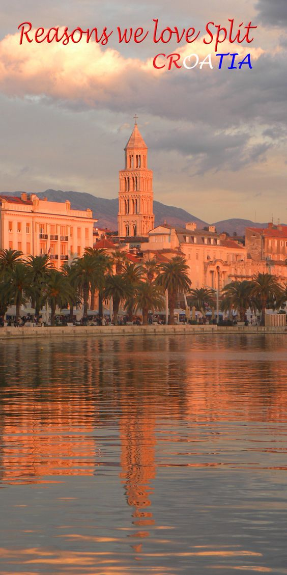 One of our favorite places anywhere: http://bbqboy.net/reasons-love-split-perfect-base-extended-stay-croatia/  #split #croatia